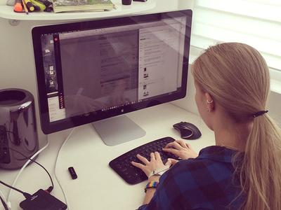 Designer Workplace. Nessa