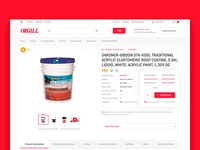Orgill. Product Page