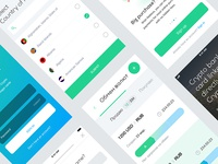 Nebeus App  | Crypto Bank