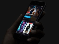 Planeta Kino. Cinema Mobile App