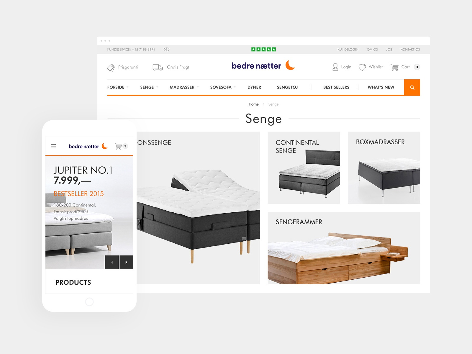Bedrenaetter website by basov design 0