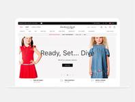 New design for Deux par Deux website