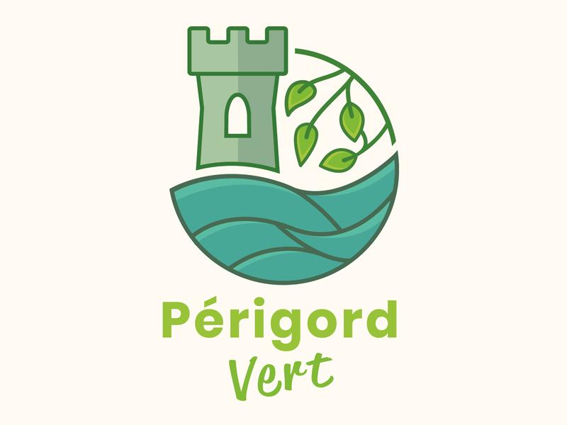 Logo Concept for Périgord Vert 🌿