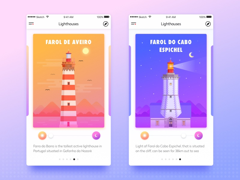 Travel Mission App Concept