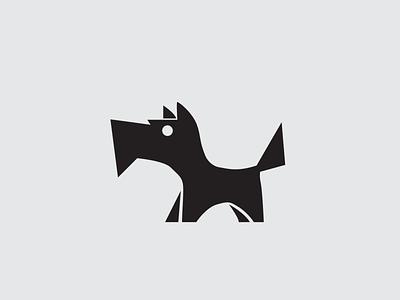 Dog Logo Cute logo cute cute minimal simple logo vector design logotype branding vectro animal logo dog