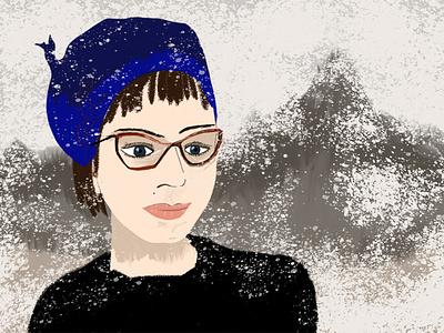 snowoman illustrator