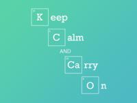 Keep Calm, Bitch !