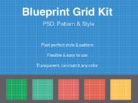 [Freebie] Pixel Perfect Blueprint Pack