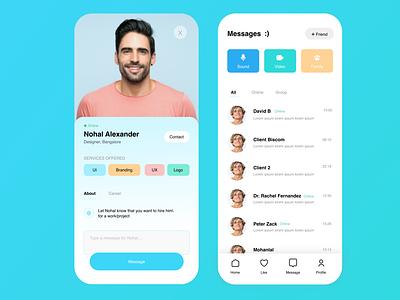 Product branding app design ux ui