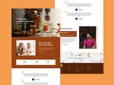 Juice Shop v2 design ux design ui design web design branding ui