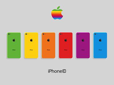 Flat iPhone 5C iphone iphone5 iphone5c flat