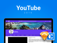 YouTube - Sketch mock-up