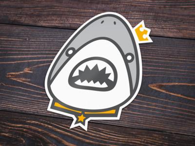 Click Bait Sticker/Badge