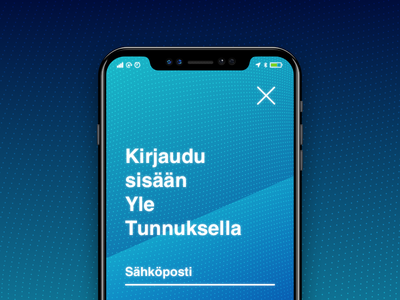 Moongate - Login Screen ios iphone 8 screen ui app login
