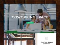 Coworking theme