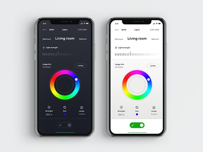 Smart Home - Lights