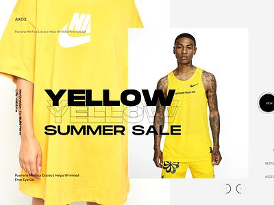 Yl_18_11 web design web fashion clean ecommerce ui ux minimal