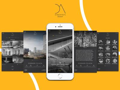 DAA Web Mobile
