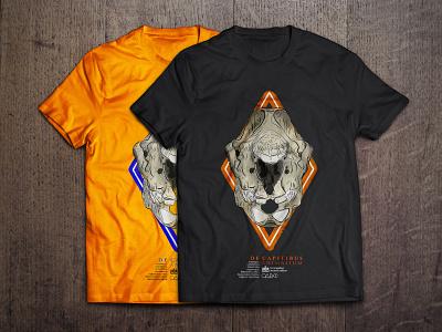 T Shirt Design for Koningsdag skull animal tshirt