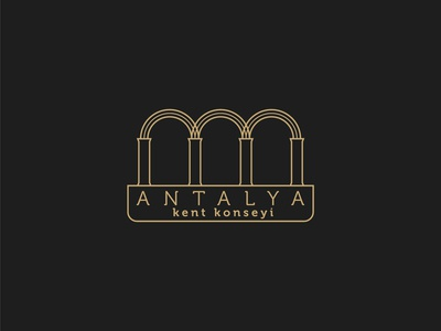 Antalya City Council Logo