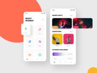 Connect App UI kit