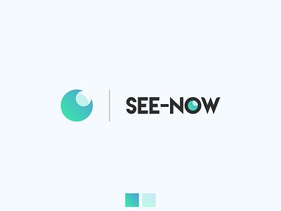 See-Now Logo Design vector logo icon branding design concept