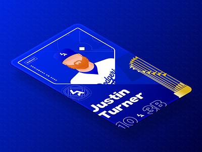 Dodgers 2020 World Series NFT Baseball Card: Justin Turner download sale auction nft ring trophy justin turner limited edition card champions 2020 world series baseball dodgers la los angeles
