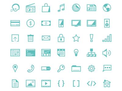 LISNR Icons