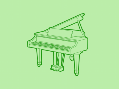 Grand Piano - 30 Minute Warmup