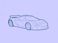 McLaren P1 - 30 Minute Warmup