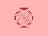 Nomos Tangomat GMT - 30 Minute Warmup