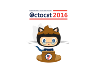 Octocat For Prez 2016