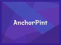 AnchorPint Wordmark