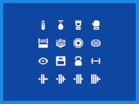 MMA Icons