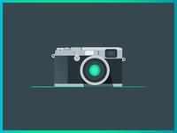 Gradient Lens Camera