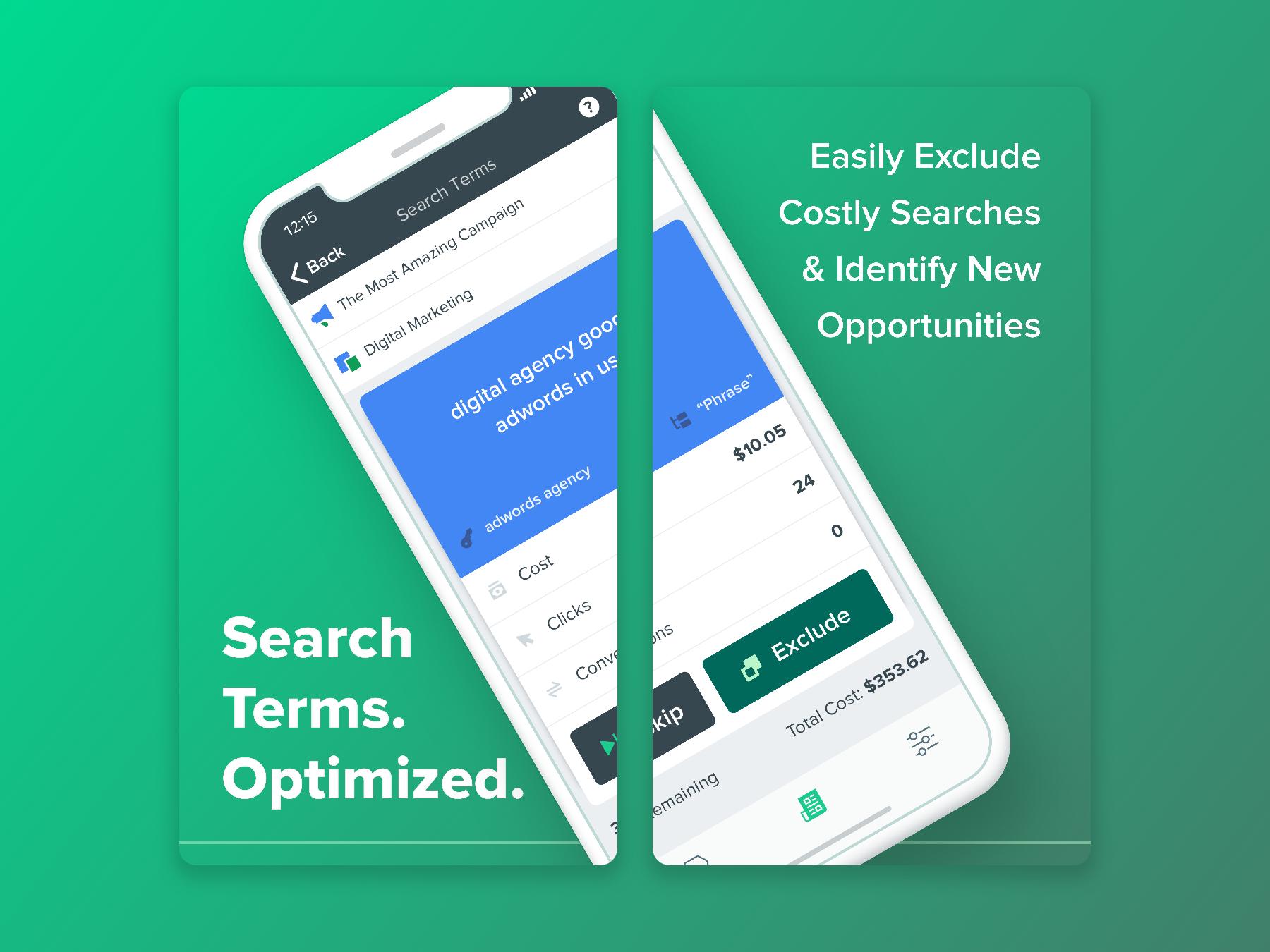 Adhawk ios app store screenshot   pair
