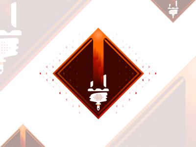 Branding Design Service Badge (Updated)