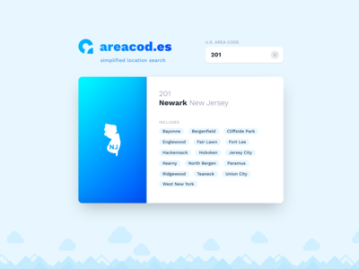 areacod.es 2.0 Preview