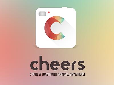 Cheers - new app icon app icon ios icon app