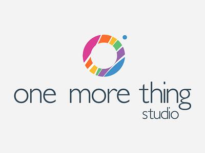 OneMoreThingStudio - New Logo logo