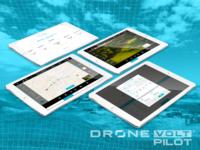 Dronevolt Pilot - iPad app