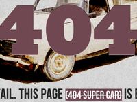 404 super car !