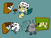 Robot will help. Learn Robotics!