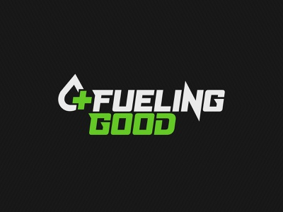 Fueling Good branding sports logo sports design logo cannabis cbd oil cbd