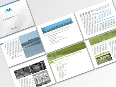 Libro digital ADA book diseño ebook design