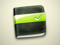 GTD book icon for mac