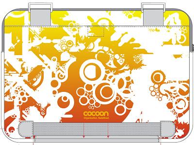 bag design - abstract techno illustrator abstract art artistic techno trance