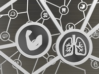 animated medical infographic