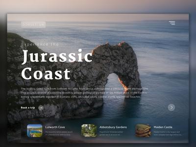 Experience the Jurassic Coast