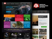 ATN website pages